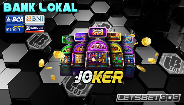 Daftar Slot Online Joker123 VIA Bank Lokal Indonesia