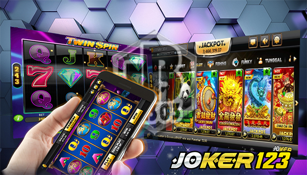 Play The Joker123 Slot Game Now, Get The Jackpot!